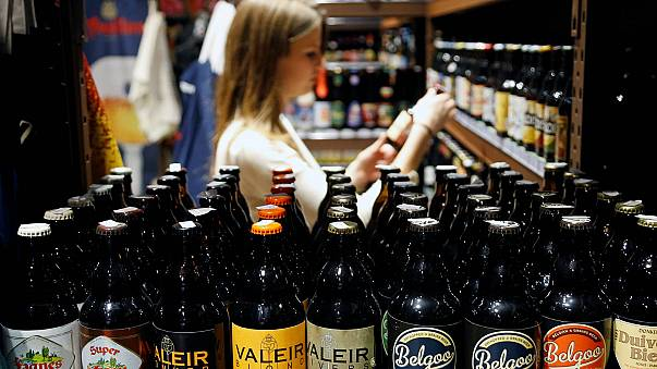 """Belgium hopes UNESCO will say """"cheers"""" to its beer culture"""