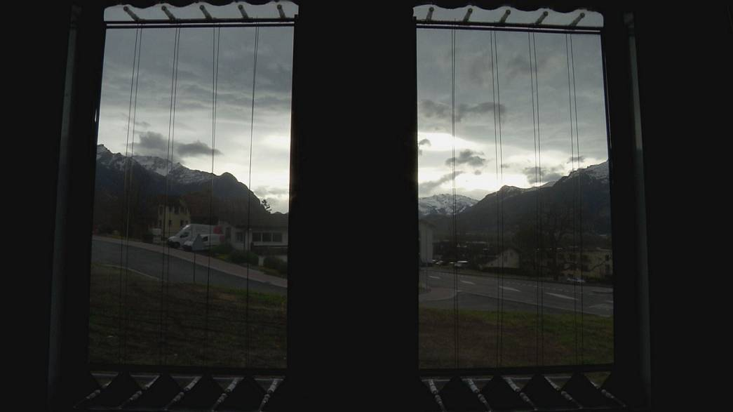 Fluid glass in windows developed in Liechtenstein which could provide an energy source