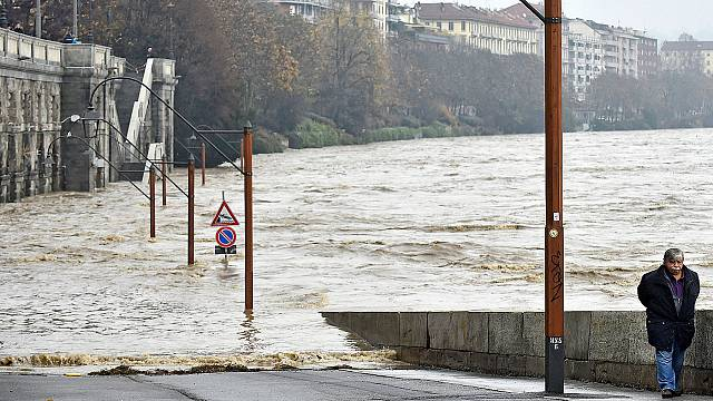 Floods cause havoc and victims in northern Italy