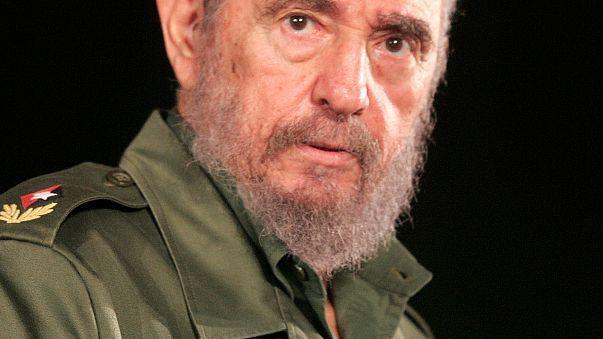 """Le """"Lider Maximo"""" Fidel Castro est mort"""