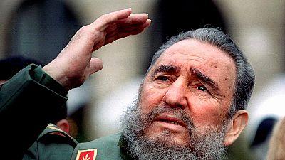 Cuban revolutionary leader and ex-president Fidel Castro dies