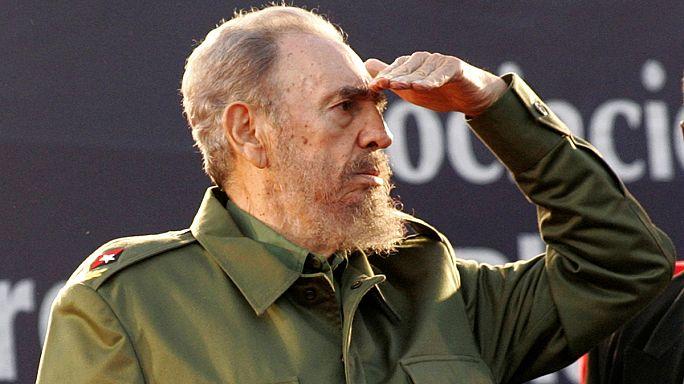 La impronta del líder de la Revolución cubana
