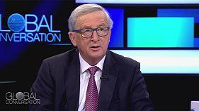 """Jean-Claude Juncker: """"Russland als großes Ganzes und stolze Nation behandeln"""""""