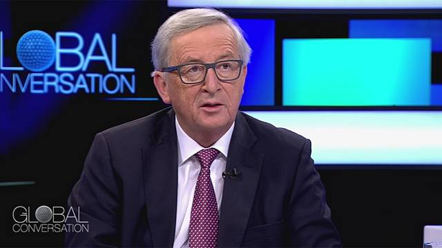 Marine Le Pen won't be France's next president, says Juncker