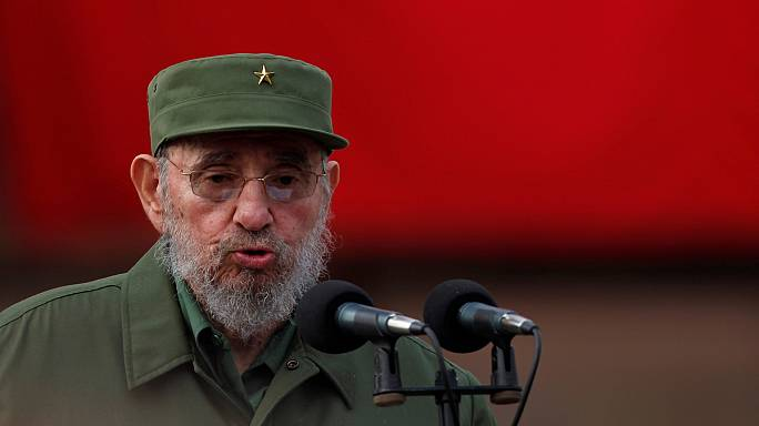 Cuba announces nine days of mourning for Fidel Castro's death