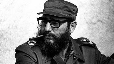 Ethiopians celebrate Castro, Somalis fume at him over 1977 Ogaden war