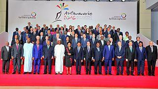 Ouverture du 16e sommet de la Francophonie à Madagascar