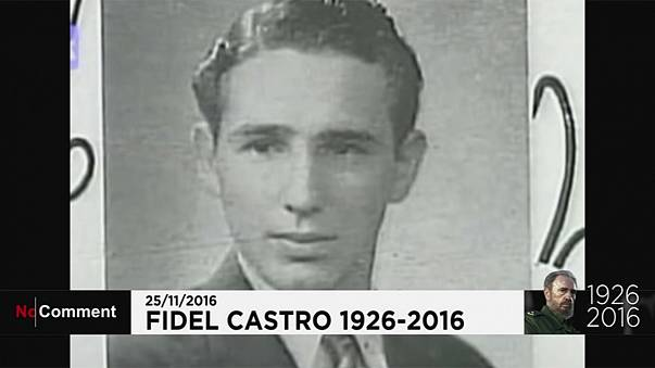 Fidel Castro, a life in pictures