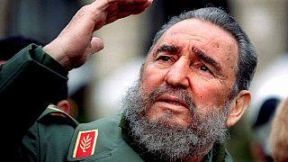 Les liens de Fidel Castro avec le continent africain