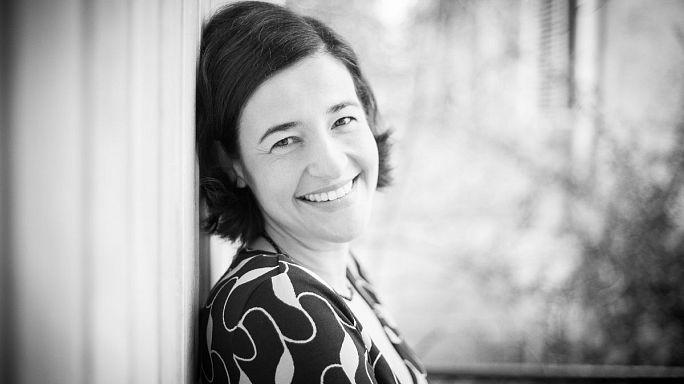 Sie bewirbt sich als Bundespräsidentin in Berlin: Jumana Mattukat (43), vegan und kreativ