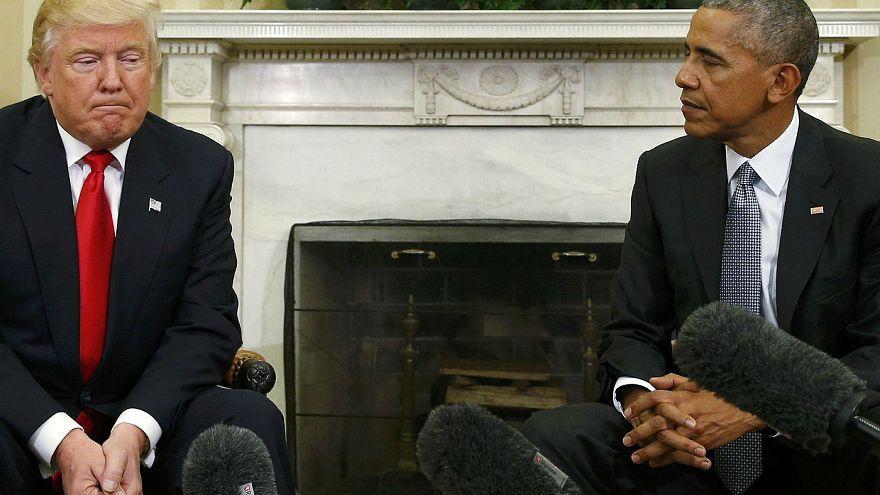 """Obama envia condolências por Castro, Trump lembra """"ditador brutal"""""""
