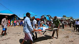 At least 8 killed in Mogadishu car bomb attack