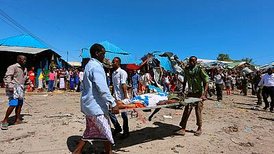 10 killed in Somalia blast