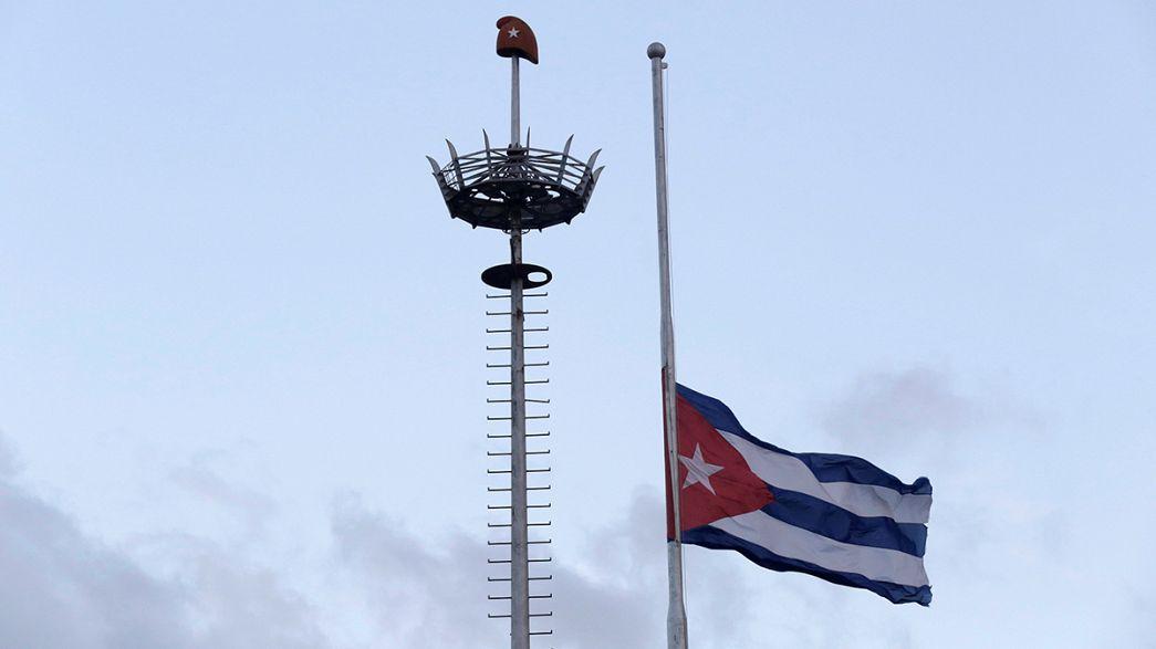 """Кубинцы о Кастро: """"Он навсегда останется нашим команданте"""""""