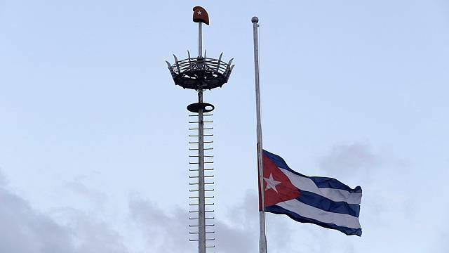 Students grieve death of former Havana University alumnus Castro