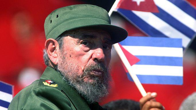 Cuba se prepara para despedir a Fidel Castro