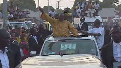 L'opposition gambienne croit en ses chances