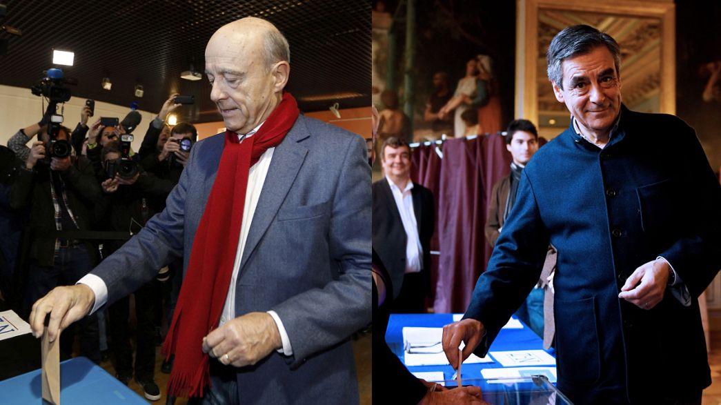 Francia elige en las urnas al candidato del centro derecha para las presidenciales de 2017
