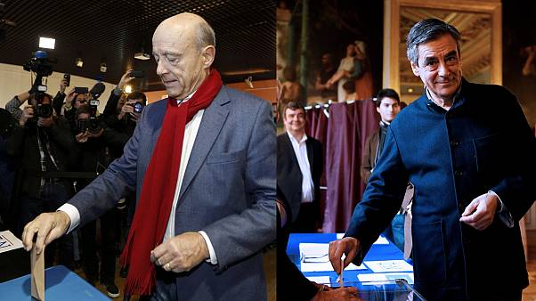Fillon vs Juppe: France votes in centre-right presidential primary
