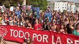Cuba: Estudantes expressaram pesar
