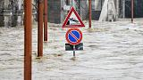 Italy: landslides feared
