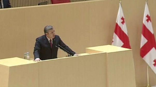 گرجستان؛ حزب حاکم اکثریت پارلمانی لازم برای تغییر قانون اساسی را کسب کرد
