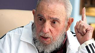 "Angolans remember Fidel Castro call him ""son of Africa"""