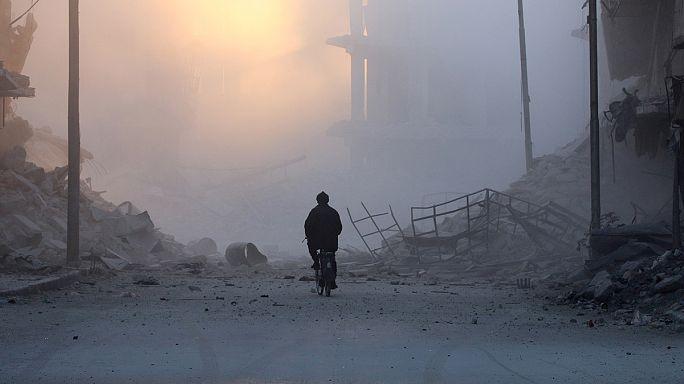 Siria: l'esercito avanza ad Aleppo Est