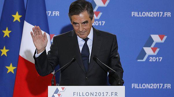 El conservador François Fillon gana las primarias de la derecha francesa, según resultados parciales
