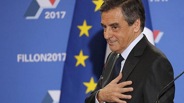 François Fillon a francia jobbközép elnökjelöltje