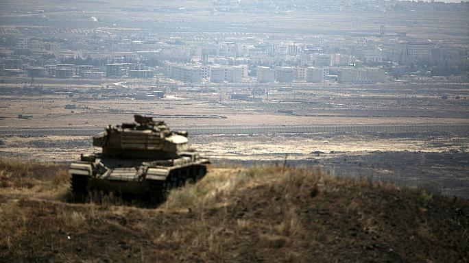 Israel responde a primeiro ataque direto do EI nos montes Golã