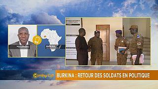 Burkina Faso: retour des soldats en politique