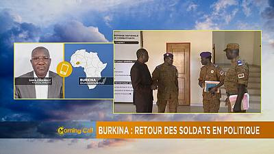 Burkina Faso soldiers allowed to be politically active [The Morning Call]