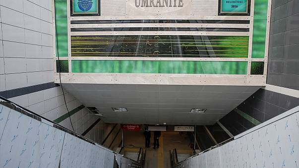 Üsküdar-Ümraniye-Çekmeköy metro hattında sona doğru