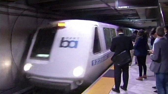 Metro gratis durante tres días en San Francisco tras un ataque informático
