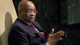 South Africa's President Zuma faces ANC's vote of no confidence