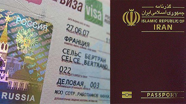 ویزای ایران و روسیه برای گروههای گردشگری از ۲۰۱۷ لغو خواهد شد