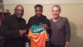 Elephants vs. Lions: Zaha opts for Ivory Coast over England