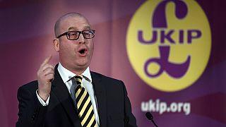 UKIP gets a new leader