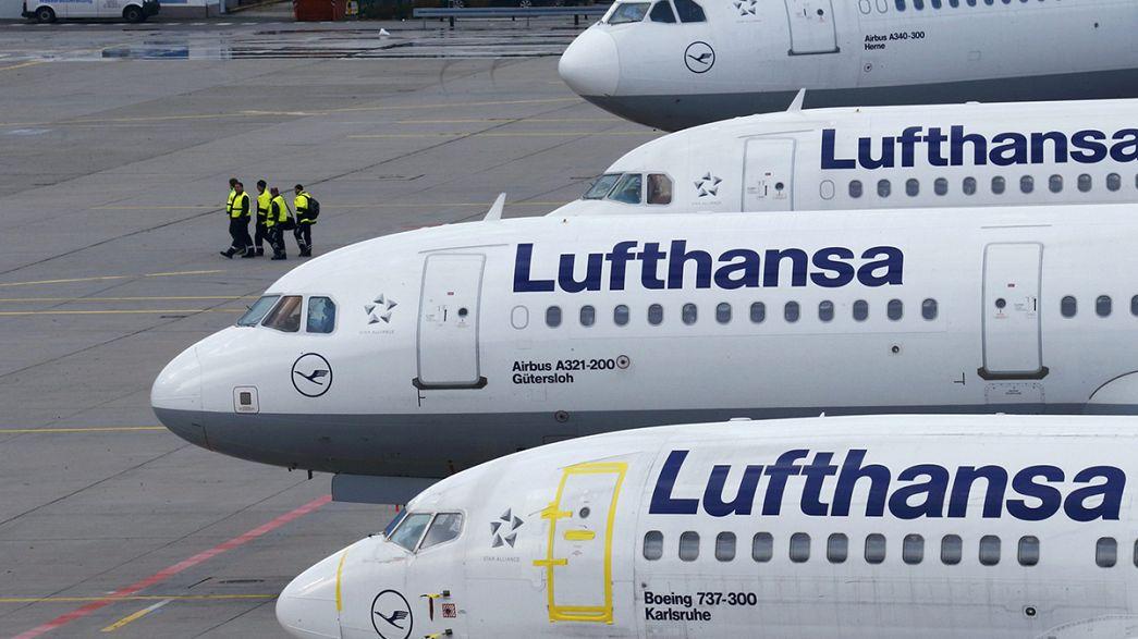 اضرابات جديدة لطياري لوفتهانزا