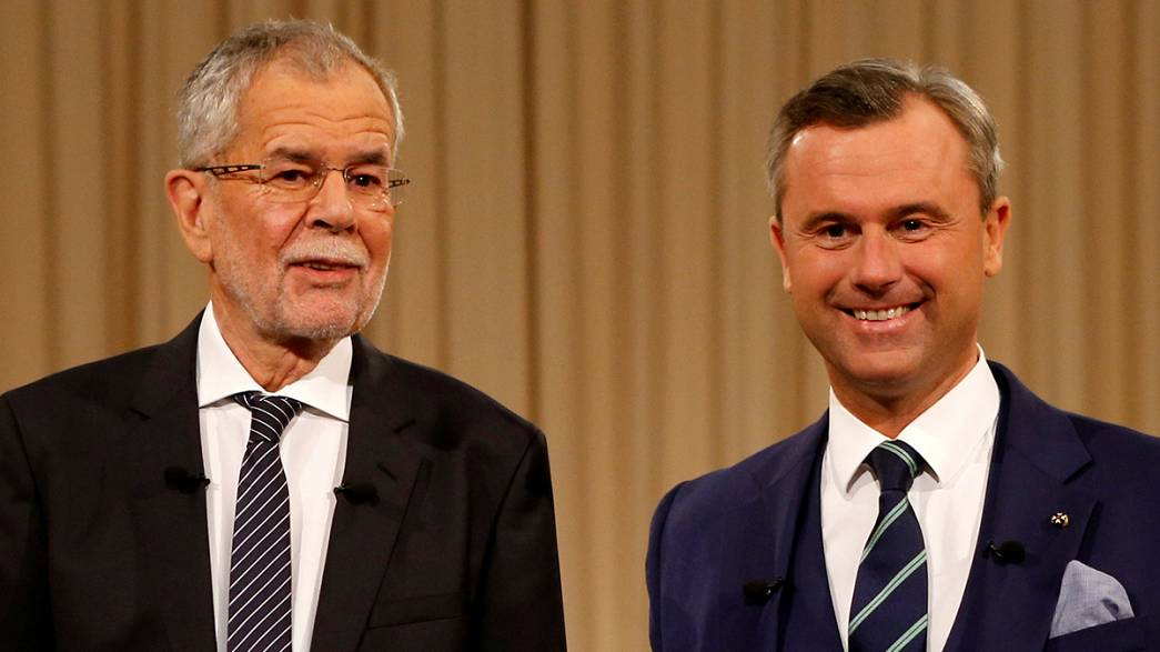 All you need to know about Austria's presidential election