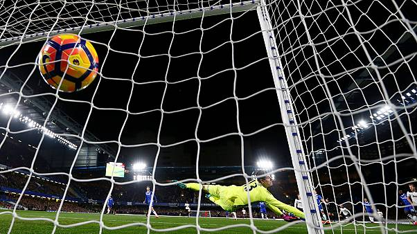 Chelsea continue fine run under Conte with derby win over Spurs