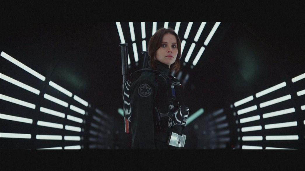 """Rogue One A Star Wars Story"", aria di guerre stellari"