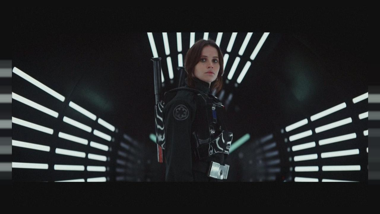 """Rogue One A Star Wars Story"", aria di guerre stellari"