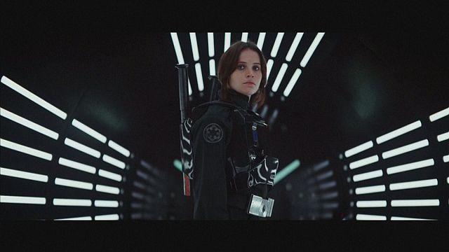"""""""Rogue One: Una historia de Star Wars"""" llega a los cines en diciembre"""