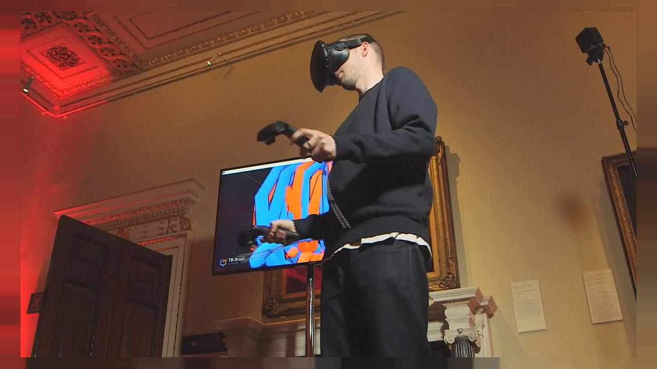 El arte en el mundo virtual llega a la Royal Academy of Arts de Londres