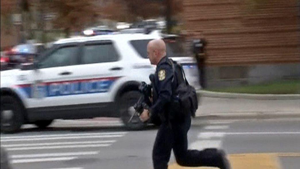 9 مصابين في هجوم على جامعة أوهايو.. ومقتل المهاجم
