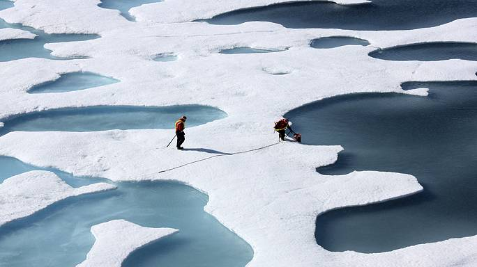 A dire climate warning for the Arctic