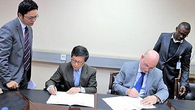 La Chine offre 1,2 millions de dollars en soutien à l'Amisom