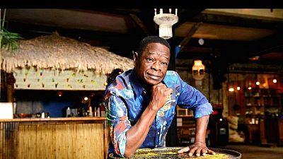 Congo : Sam Mangwana esquisse son héritage à Pointe-Noire